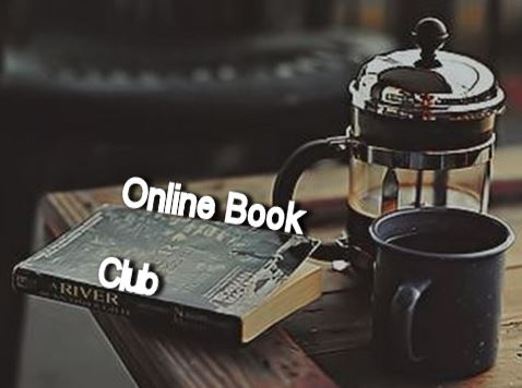 Online Book Club Icon