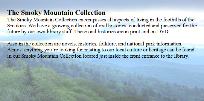 collections - smoky mountain